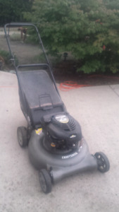 SERVICED LAWNMOWERS / TRADE INS WELCOMED
