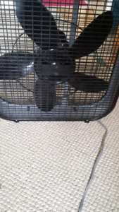 HOME BOX FAN