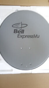 Bell TV Dish New in Box