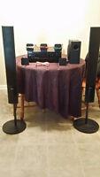 7 Point Surround Sound System + Sub Woofer