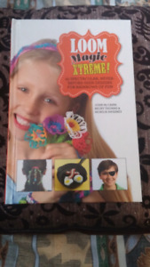 Loom Magic Xtreme! Craft book extreme by John Mccann. 25 project