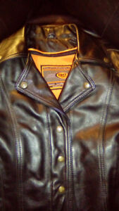 Leather Motorcycle Jacket (Reduced)
