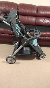 GRACO - 3 in 1 Stroller: