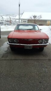 1965 Corvair Convertible for sale