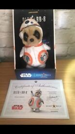 Oleg Star Wars Meerkat