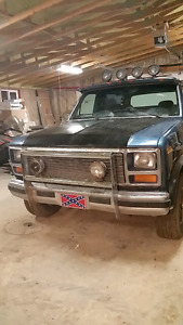 1984 Ford Bronco
