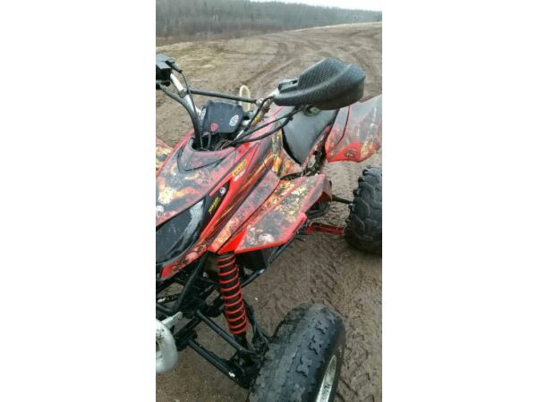 Used 2004 Arctic Cat DVX 400