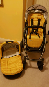 Uppababy vista package