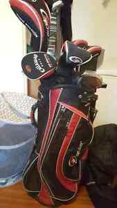 Golf clubs Top Flite Tour edition