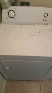 Dryer in working condition
