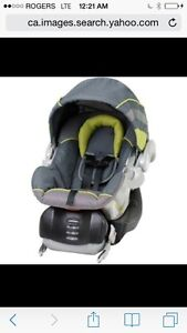 Looking for baby trend car seat.