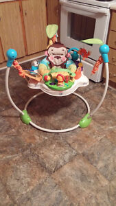 Jumperoo - Music don't work, everything else does. Make an offer