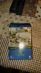 Pawz away pet barrier
