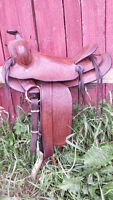 Western Trail Saddle Package
