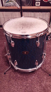 VINTAGE 60`s STEWART DOUBLE BASS SHELL PACK Sarnia Sarnia Area image 1