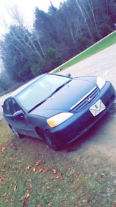 2001 Honda Civic Four Door **PARTS**