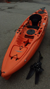 Hobie Outback Mirage Drive
