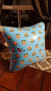 Inflatable Paul Frank Pillow
