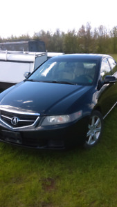 Selling/parting out my 2004 Acura TSX ! K24 with 6 speed trans !