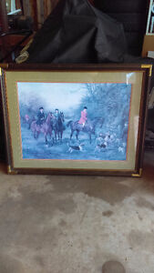 Antique painting/picture