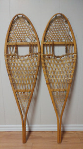Early Snowshoes