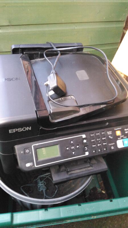 Epson printer (has error code ) FREE) | in Shildon, County