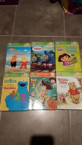 LeapFrog LeapReader and Junior (Tag and Tag Junior Books)