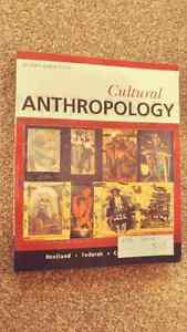 Cultural Anthropology book London Ontario image 1