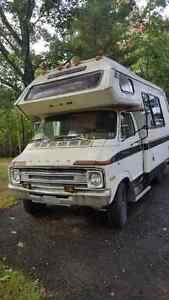 Price Reduced! 1978 Dodge Camper