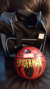 Limited Edition Spiderman Bowling Ball (10lb)
