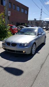 Bmw 530xi 2007 Full Equipped Executive Model Nav ++ 150KM 8999$