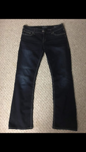 Woman's name brand jeans
