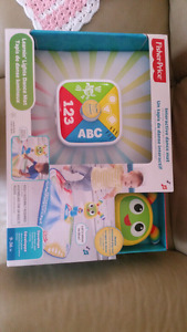 Interactive baby toy - Fisher price learnin lights dance mat