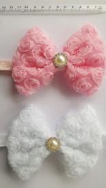 Flowered headband £3