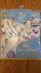 Halo Sleep Sack Swaddle Nb