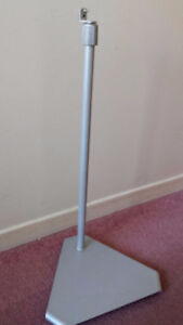 4 Surround Speaker Stands for sale - Price Reduced