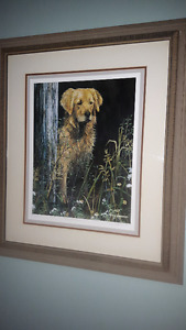 Golden Retriever by Kathy Hagerman