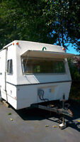 11 foot Carefree Travel Trailer