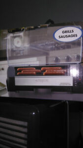 Hot Dog Grill, counter top, Home / Commercial $49 @4168212561