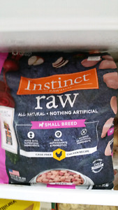 Nature's Variety® Instinct® Raw Bites Small Breed 3.5lb