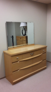 Matching Dresser and Chest of Drawers