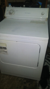 Whirlpool Dryer, Delivery Available