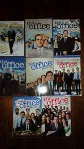 The office. Seasons 1-8