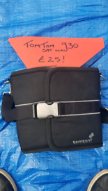 TomTom 930 satnav
