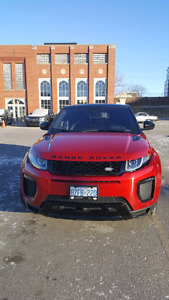 2016 Range Rover Evoque HSE Dynamic Black Package