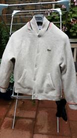 LACOSTE Men's Winter Jacket Size 6 (S - M)