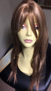 Professional quality synthetic wigs Cambridge Kitchener Area image 2