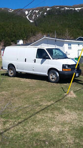 2010 Chevrolet Express 2500 Other