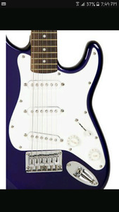 Want to trade my fender Squier guitar