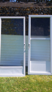 Fully Functional Storm Doors
